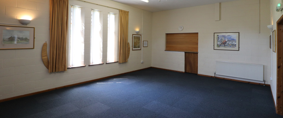 New Buckenham Village Hall