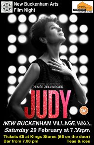 Judy - Film Evening - New BArts