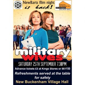 Film Evening: Military Wives