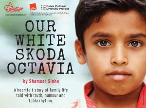 Eastern Angles: Our White Skoda Octavia